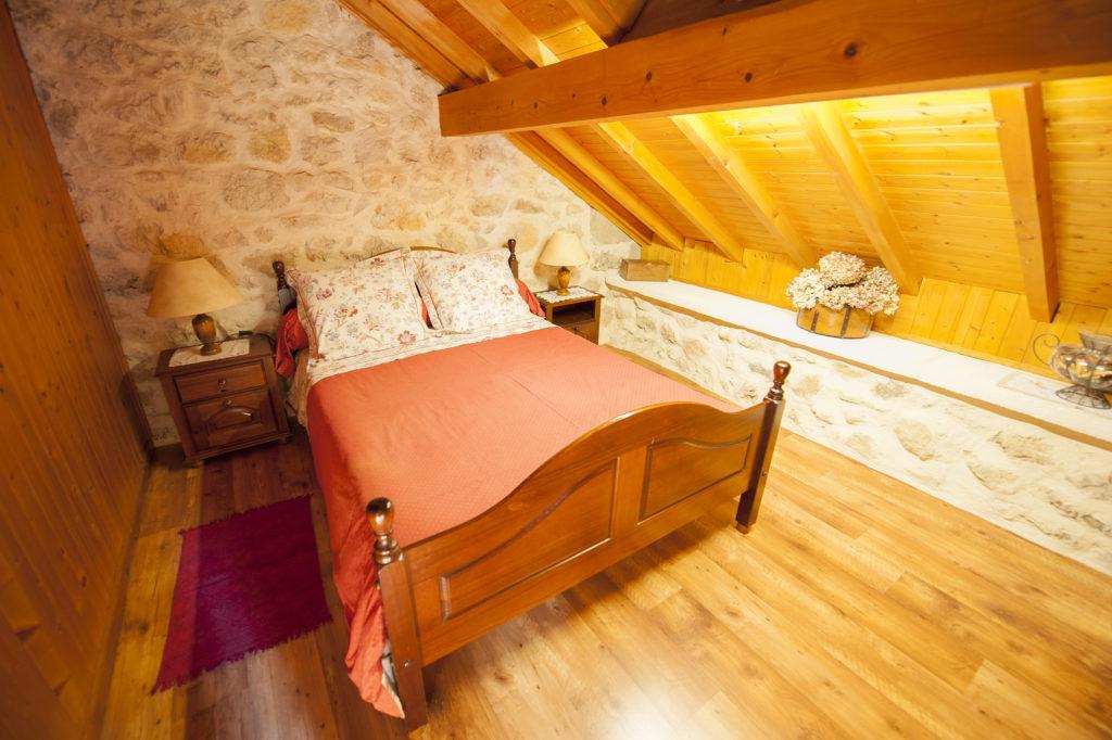Chambre 2 au cellietr des carabins à Chindrieux en chautagne