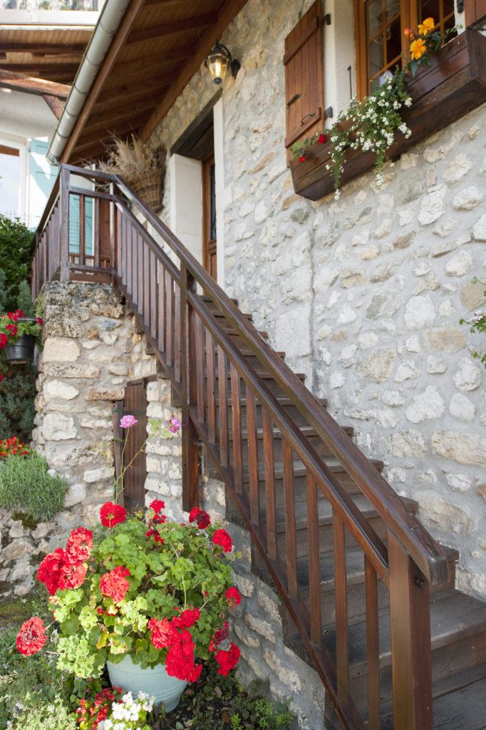 Gite du Cellier des Carabins à Chindrieux - Riviera des Alpes en Savoie-Montblanc