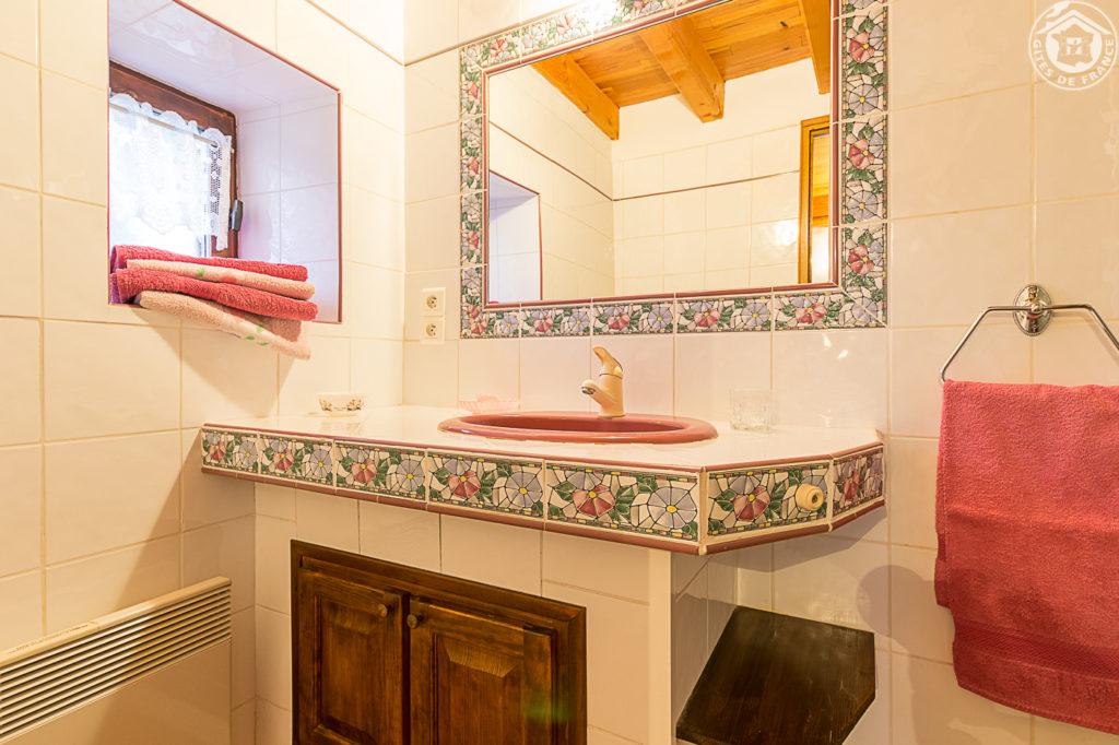 salle de bains des carabins